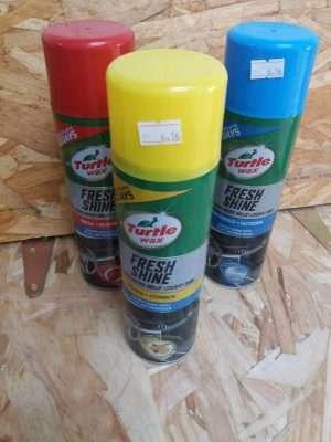 Spray limpiasalpicaderos olor limón