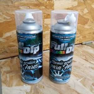 Spray barniz faros Full Dip
